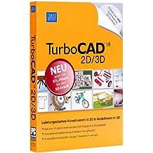 TurboCAD V.18 2D/3D mit STL-Schnittstelle
