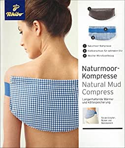 TCM Tchibo Natural Mud Compress Heat Cold Shoulder or Back