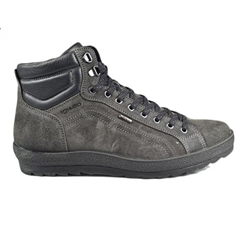 Sneaker Alta Uomo Grigia 6678100 - Igi&Co , 41