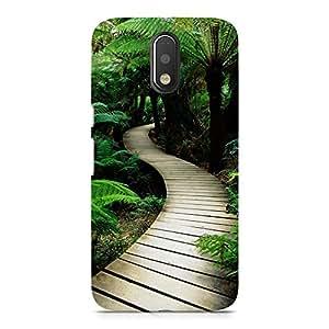 Hamee Designer Printed Hard Back Case Cover for Xiaomi Redmi 4 Design 5359