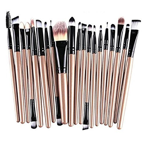 Hosaire 20x Professional Make-up-Pinsel Billig Trendiges Set Tools Make-up Toiletry Beauty Makeup...