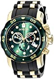 Orologio   Invicta display  cinturino  Multicolore e quadrante Verde  17886