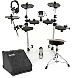 Digital Drums 400 Compact Electronic Drum Kit and Amp Pack