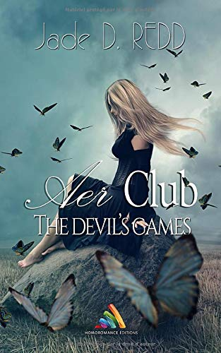 AER CLUB : The devil's game: (Roman lesbien)