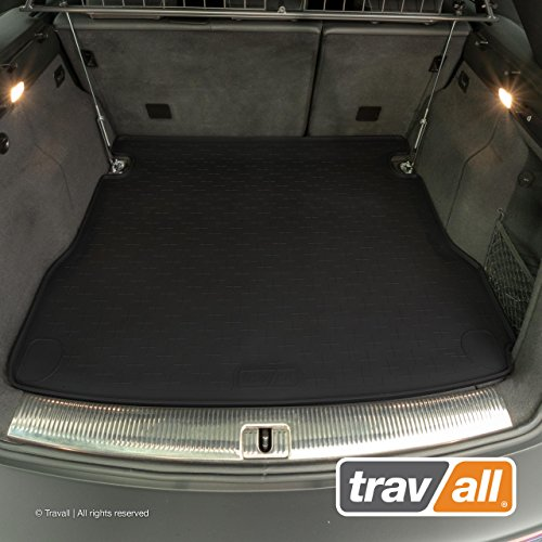 Travall Liner TBM1047 - Vehicle-Specific Rubber Boot Mat Liner