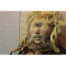 marionette Ciclope marioneta puppet OOAK artdoll títere