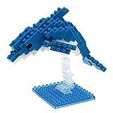 Nanoblock NAN-NBC117 Bottlenose Dolphin - Juguete de construcción
