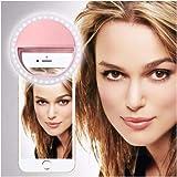 i-Tronixs Selfie-Ring-Licht für AGM A8 Mini [tolle Fotografie] mit 36 LEDs für Smartphone-Kamera, runde Form [Erstellen Sie Beste Selfies]