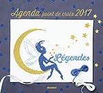 Agenda Point de croix 2017 : L�gendes