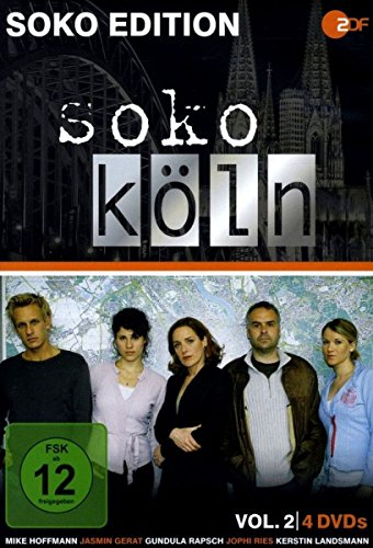 SOKO Köln, Vol. 2 - Soko Edition (4 DVDs)