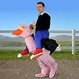 Inflatable Costumes - Disfraz de caballo inflable adultos