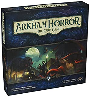 Fantasy Flight Games FFGAHC01 'Arkham Horror' The Card Game (B01L3ZTXS0) | Amazon Products