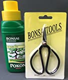 Bonsai Tree 2 Piece Care Set - Scissors and Feed Best Review Guide