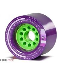 Orangatang Kegel 80mm Purple 83a Wheels by Orangatang