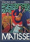 HENRI MATISSE 1869-1954 - MAITRE DE LA COULEUR. - MEDEA - 01/01/1987