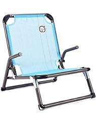 transat de plage pliable chaises mobilier de camping sports et loisirs. Black Bedroom Furniture Sets. Home Design Ideas