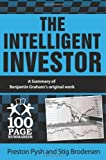 Scarica Libro The Intelligent Investor 100 Page Summary 100 Page Summaries by Preston Pysh 19 Feb 2014 Paperback (PDF,EPUB,MOBI) Online Italiano Gratis
