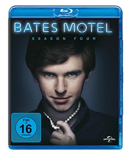 Bates Motel - Season 4 [Blu-ray] (Motel Staffel 3 Bates)