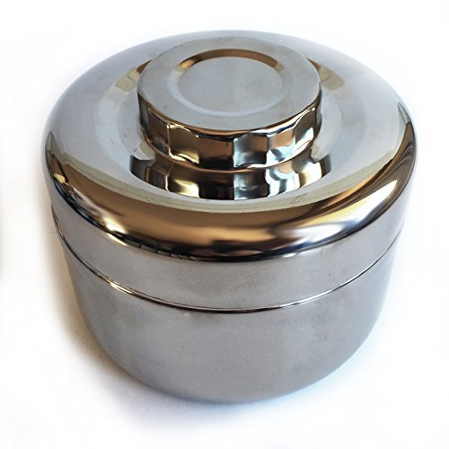 Mayuela - contenitori alimentari / lunch box - thermo alimentare termico ermetico porta pranzo - acciaio inossidabile - 800 ml