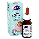 Calpol Saline Nose Drops 10ml