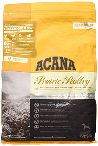 ACANA Prairie Poultry Comida para Perros - 2000 gr