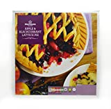 Morrisons Apple and Blackberry Pie, 700g (Frozen)