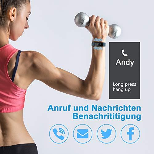 Letsfit ID130PlusHR Fitness Tracker - 5