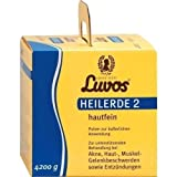 Luvos Heilerde 2 Hautfein, 4200 g