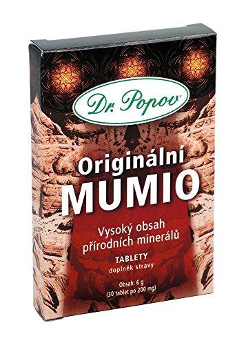 MUMIO Tabletten des Dr. Popov 30 st. des Dr. Popov
