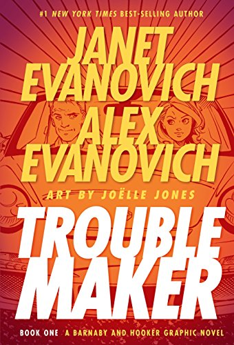 Troublemaker Book 1 Cover Image
