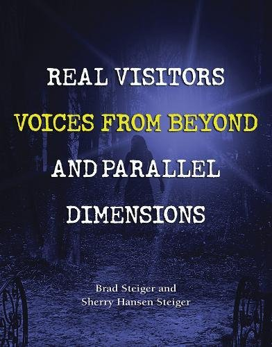 Price comparison product image Real Visitors,  Voices from Beyond,  and Parallel Dimensions