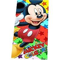 Mickey Mouse Disney toalla de playa, toalla de baño, ...
