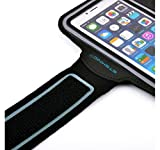 Image of Eteknic Iphone 6 6s Armband Iphone 7 Running Armband Sport Armband For Iphone 7 Adjustable Holder For Sports Running Jogging Workout Walking Exercise Fitness Gym Protective Case extender Strap Included