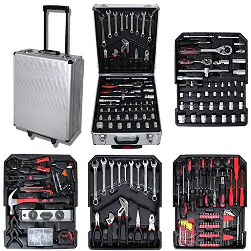 Todeco - Malette à Outils, Valise à outils 251 pièces -...