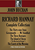 """Richard Hannay Complete Collection (6 Novels). The Thirty-nine Steps, Greenmantle, Mr Standfast, The Three Hostages, The Island of Sheep (""""The Man from ... Collection Book 1235) (English Edition)"""