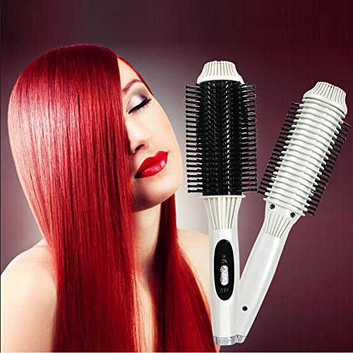 Professional electric Lockenwickler Eisen Straightener rund Bürste (Haar-curling-brush Eisen)