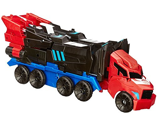 Hasbro Transformers B1564EU4 – Mega Optimus Prime, Actionfigur - 2