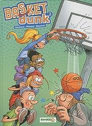 Basket Dunk, Tome 2 : Offert : le tableau de tes matches de basket !