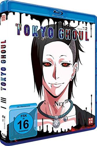 Tokyo Ghoul – Vol. 2 [Blu-ray]