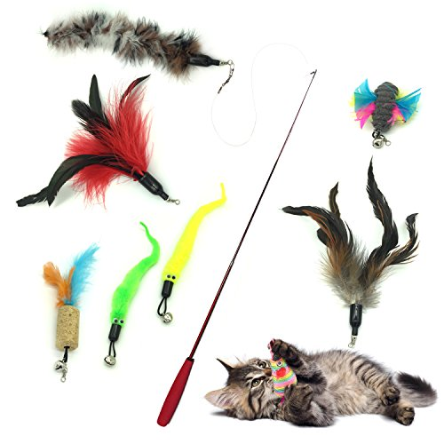 Gato Rectificable Toy Wand