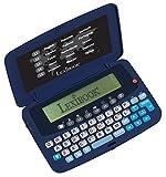 Lexibook Traducteur 15 langues, Convertisseur euros intégré, A pile, Violet/Noir, NTL1570
