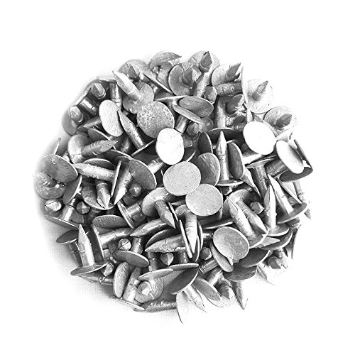 Verzinkte Filzdachnägel 13mm, 250Stück
