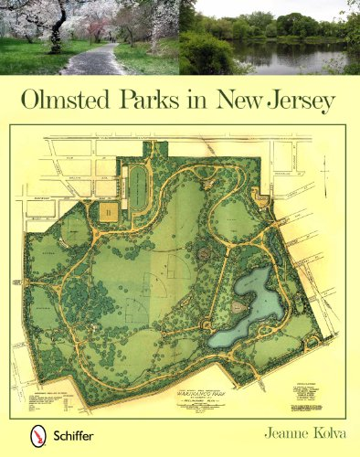 State Park In New Jersey (Olmsted Parks in New Jersey)