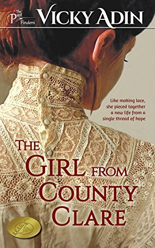 The Girl from County Clare (The PastFinders) by [Adin, Vicky]