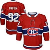Jonathan Drouin Montreal Canadiens NHL Premier Youth Replica Hockey Jersey 9ada30a3f