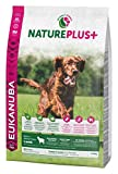 Eukanuba NaturePlus+ weizenfreies Trockenfutter für Welpen und Junghunde, reich an gefrierfrischem Lamm, 1er Pack (1 x 2,3 kg)