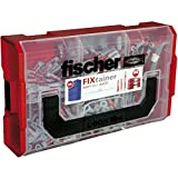 Fischer fixtainer - Duo Power/Duotec Assortiment - Chevilles Ø 6 mm et...