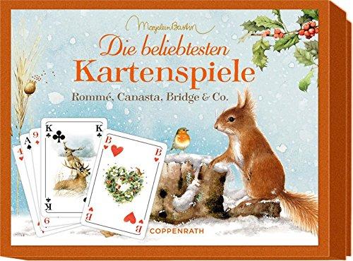 Schachtelspiel - Die beliebtesten Kartenspiele: Rommé, Canasta, Bridge & Co.