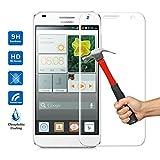 Huawei Ascend G7[Madan] Genuine LCD in vetro temperato con durezza 9H/anti-graffio/anti-impronte/senza bolle