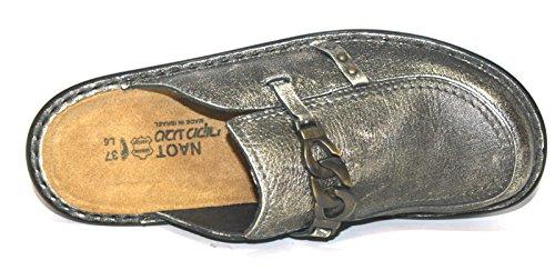 NAOT 12000 Damen Clogs & Pantoletten (Ohne Karton) Silber